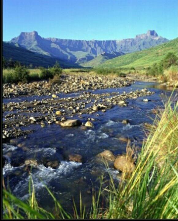 Amphitheatre, Drakensberg Mountains