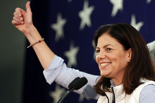 Kelly Ayotte Concedes New Hampshire Senate Race #kelly #ayotte #concedes #hampshire #senate