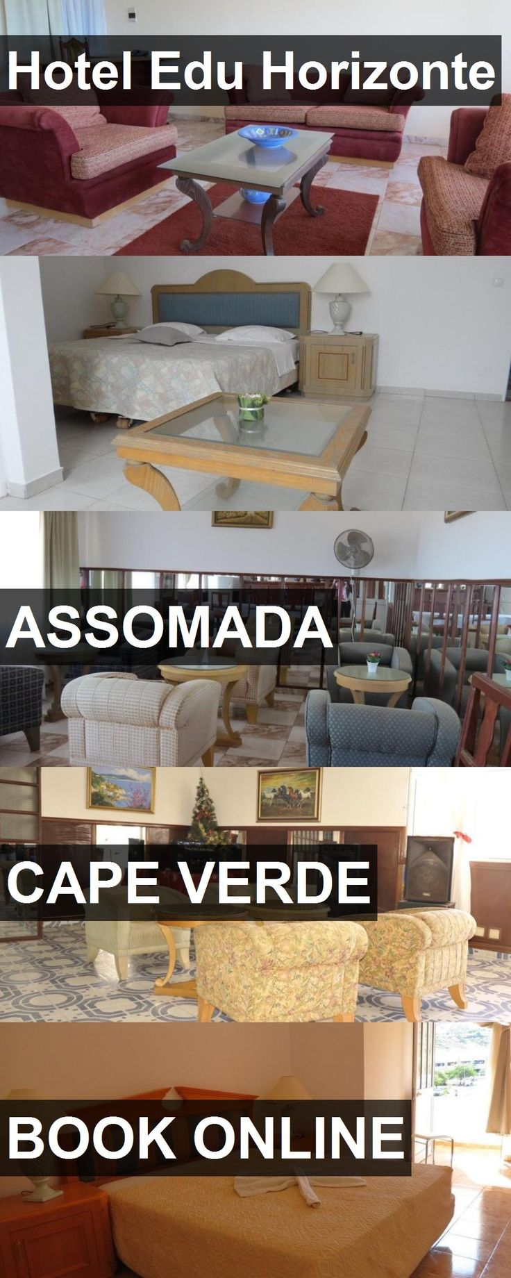 Hotel Edu Horizonte in Assomada, Cape Verde. For more information, photos, reviews and best prices please follow the link. #CapeVerde #Assomada #travel #vacation #hotel
