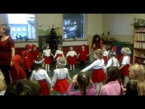 Vánoční besídka MŠ Stochov 2011 - YouTube