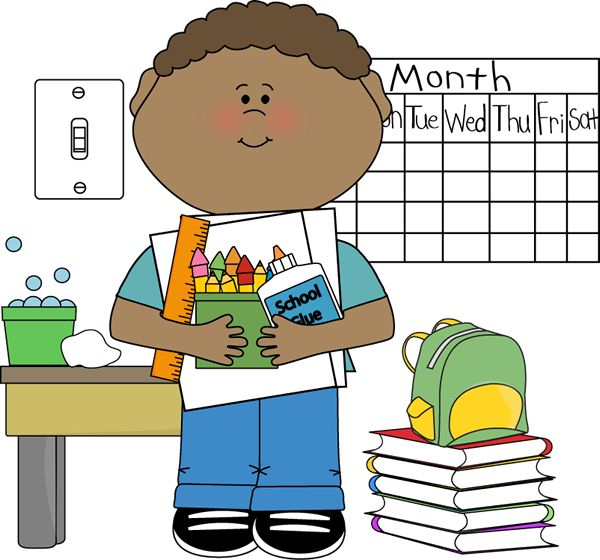Clip Art for Teachers and Classrooms | Classroom Job ...