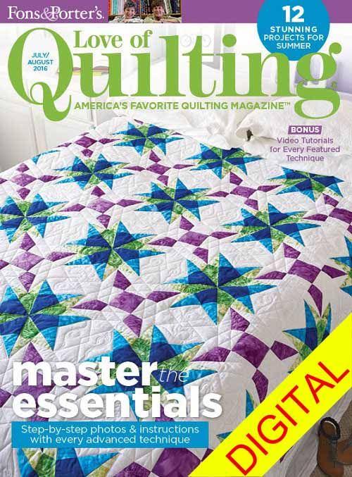 216 best Books & Magazines images on Pinterest | Weaving, Baby ... : quilting magazines online - Adamdwight.com