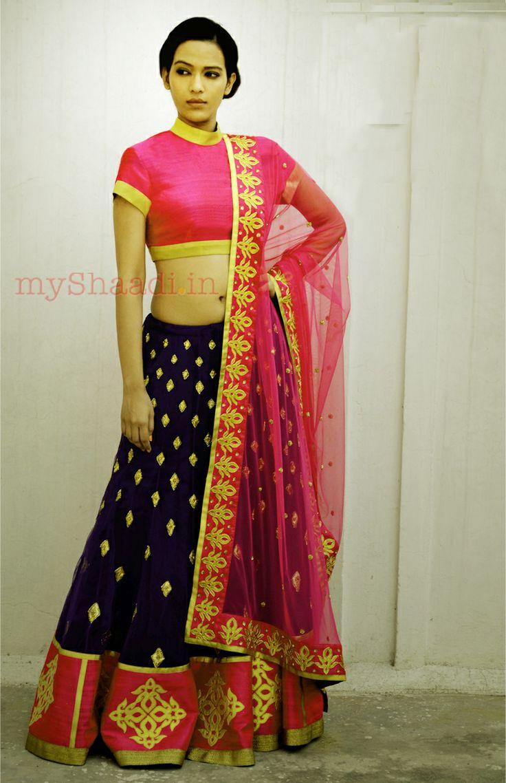 Priyal Prakash bridal collection