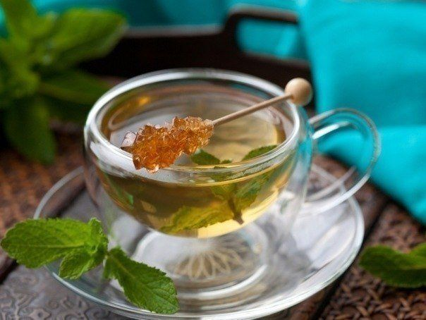 Марокканский мятный чай с корицей СвежачОк ☕️