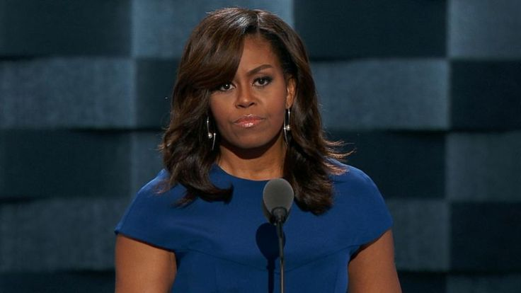 Michelle Obama at the DNC: 'Don't Let Anyone Ever Tell You This Country Isn't Great' - ABC News