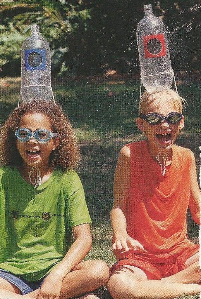 Семь лучших водных игр для детей можно найти здесь!