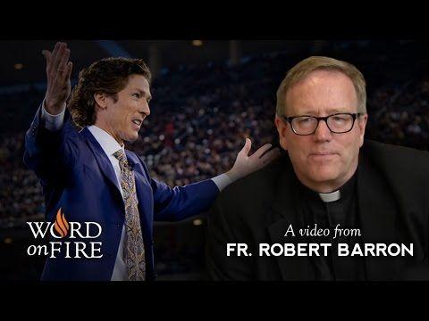 Fr. Robert Barron on The Prosperity Gospel - YouTube