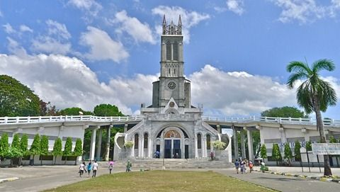 Our Lady Of Lourdes Grotto Shrine San Jose Del Monte Bulacan Philippines Philippines
