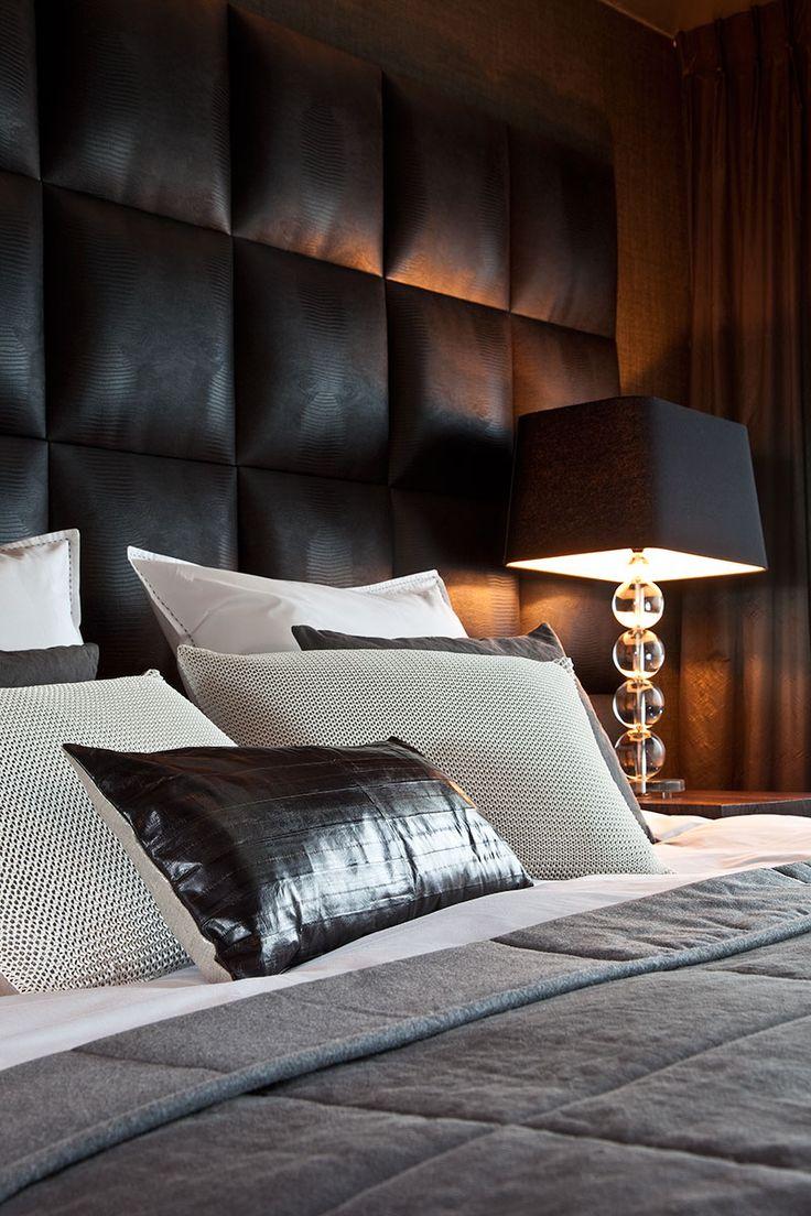 #Slaapkamer #Kussens #Interieur #Inspiratie