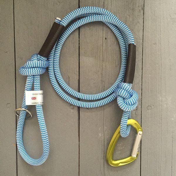 The Luma Climbing Rope Dog Lead Pet Accessories Dog Toys Cat