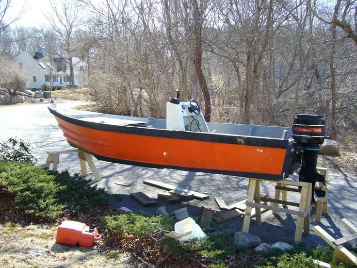 These rugged flat rump work skiffs were originally for Fishing boats for sale craigslist