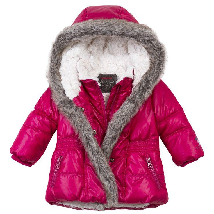 Abrigo rosa F/W14