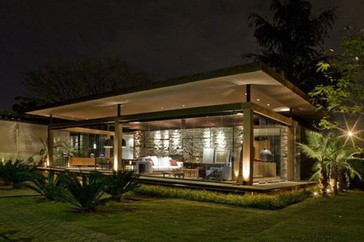 Surprising Modern Architecture Ideas Showcased by Loft Bauhaus in Brazil Pictures