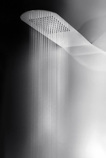 3mm Showerheads by Gessi