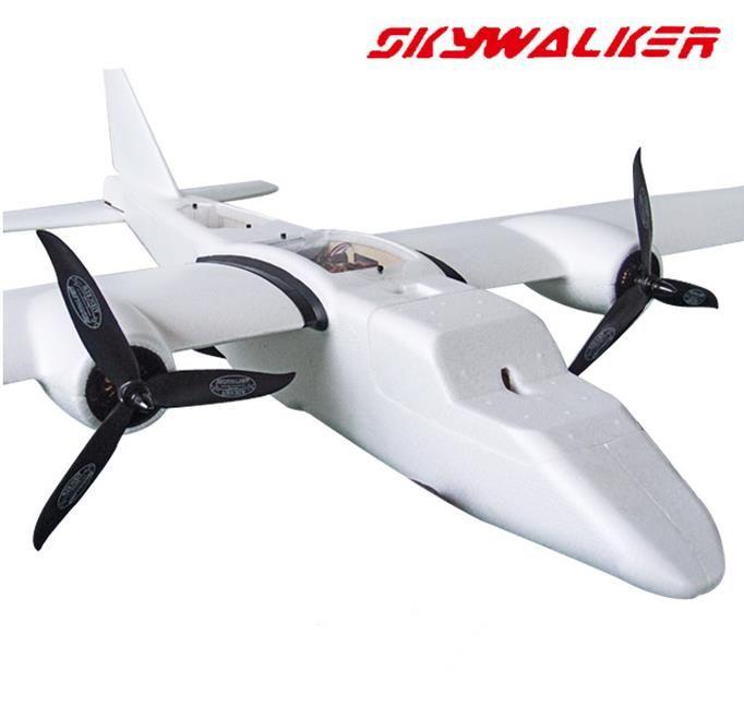 Skywalker WALL-E2000 2030mm Wingspan FPV RC Airplane KIT