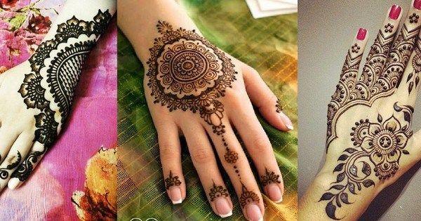 Stunning And Exclusive Pakistani Mehndi Designs