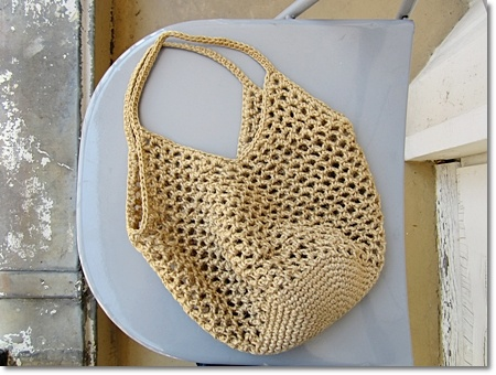 1000 images about crochet bag sac filet on pinterest filet crochet bags and ravelry - Filet a provision francais ...