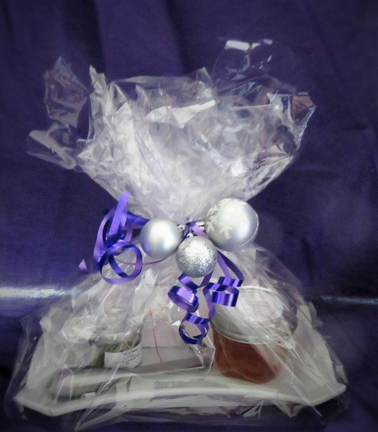 Savory Lavender Cheese Ball Gift Set