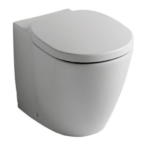 Ideal Standard Concept Back to Wall Toilet WC (E7849) - Ideal Standard available at Plumbworld