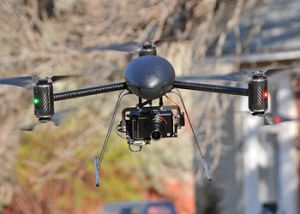 Drones devices has a great used