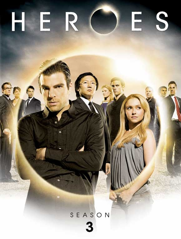 Y?!! Give us heroes back!! I'll watch every day! So depressing without it!