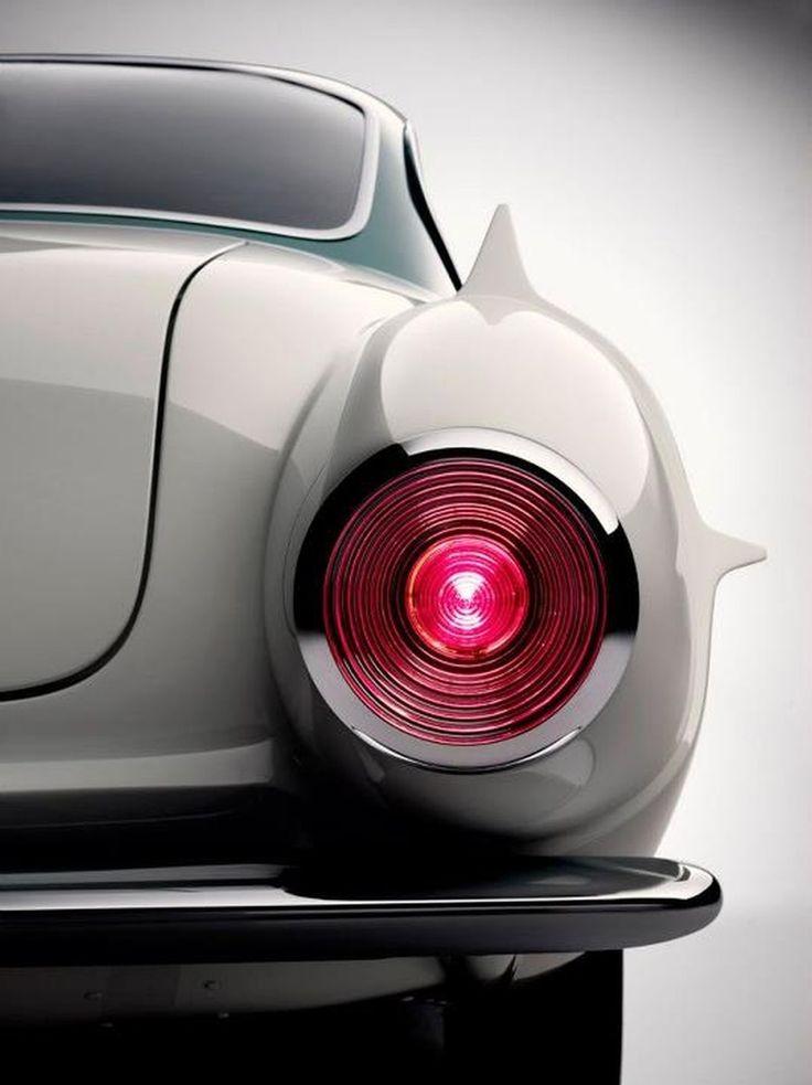 1956 Aston Martin DB 2/4 MkII Supersonic by Ghia.