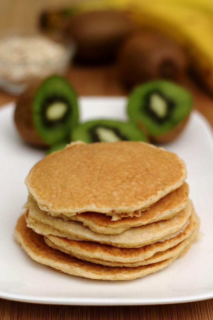 Pancakes légers - 1SP le pancake (Weight Watchers)