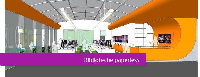 Biblioteche bookless