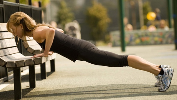 Urban Outdoor Fitness ~ great ideas.