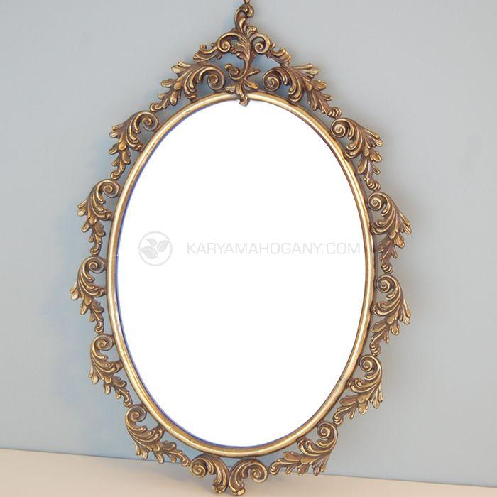 Pigura Kayu Ukir | Harga Pigura Cermin