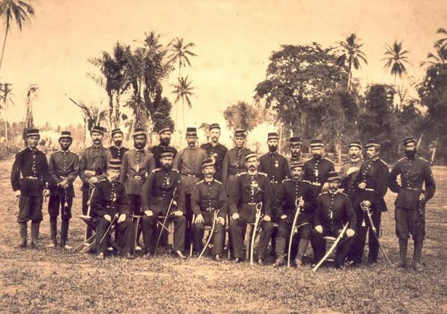 Kelompok Ajudan Tentara Belanda – 1874