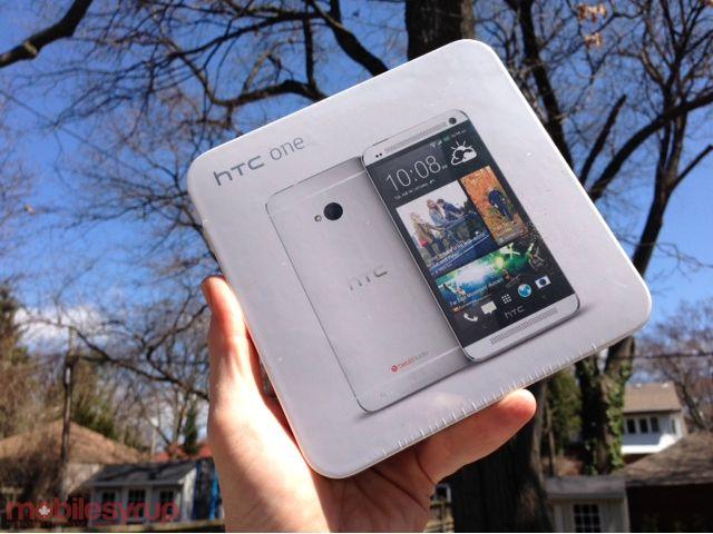 Win a free HTC One!