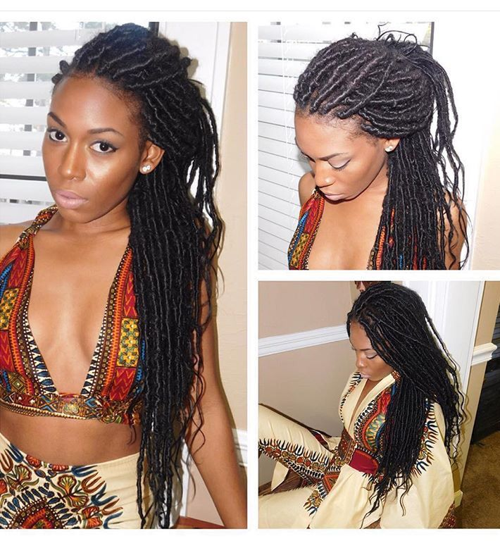 Magnificent 1000 Ideas About Faux Dreads On Pinterest Faux Locs Locs And Short Hairstyles Gunalazisus