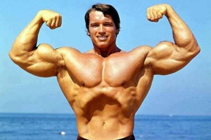 #мышцы#бицепс#спортэтосила#фитнес #тренировки #Спортлайф #Витаспорт  Тренировка бицепса - советы Арнольда  В 19 лет Арнольд Шварценеггер имел объем бицепса 51 сантиметр , а в лучшей своей форме 56,7 сантиметра. Руки всегда были одной из сильных его сторон, особенно бицепс.  Вероятно, поэтому Шварценеггер дает много обстоятельных советов по тренировке бицепсов и трицепсов.  Для увеличения массы бицепсов Арнольд Шварценеггер рекомендует использовать базовое упражнение — классический подъем…