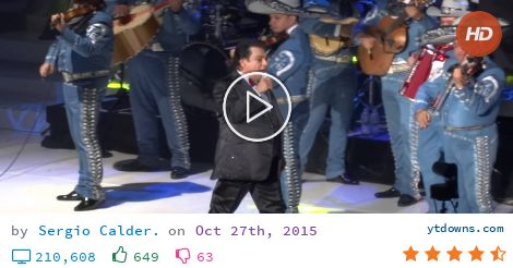 Download Juan gabriel concerts 2016 videos mp3 - download Juan gabriel concerts 2016 videos mp4...