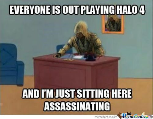 funny assassins creed memes - Google Search