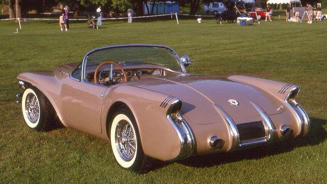 1954 Buick Wildcat II Convertible