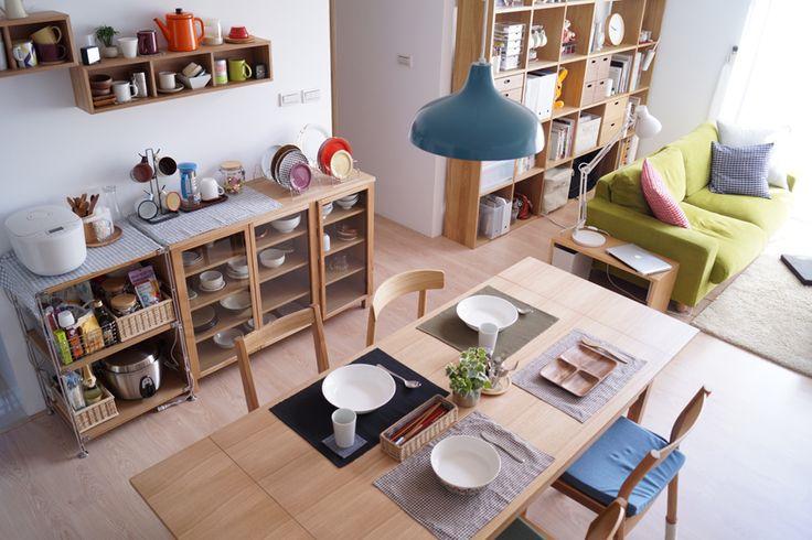 「專訪」台灣無印良品的家 - 新竹 Kshsnew&Julie 的家 - DECOmyplace