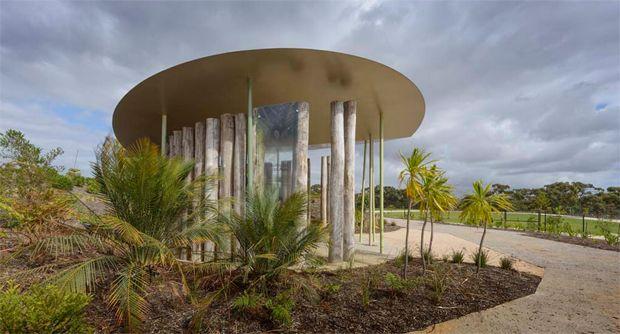 Australian Garden Shelters by BKK