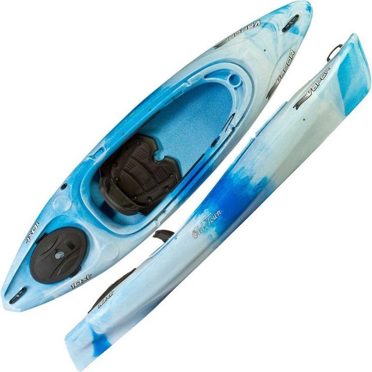 Old Town Canoe Vapor 10XT Kayak