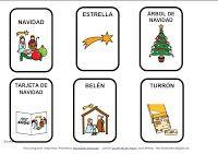 EL MARAVILLOSO MUNDO DE AUDICIÓN Y LENGUAJE: Materiales para Navidad