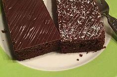 Saure Sahne-Kuchen