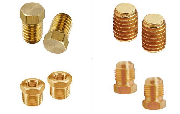 Brass Hex Plug #BrassHexPlug