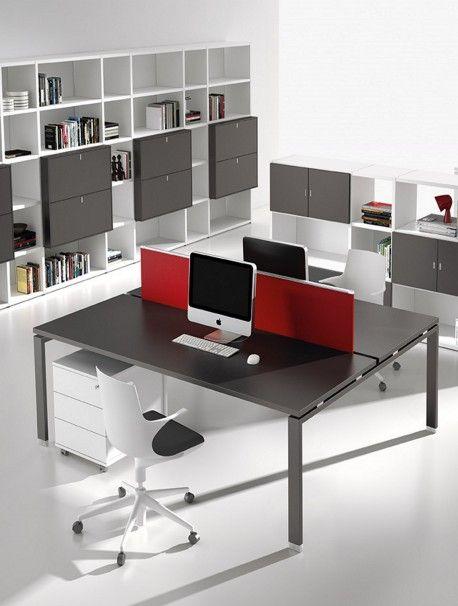 1000 id es propos de bureau open space sur pinterest plans d 39 open space amenagement. Black Bedroom Furniture Sets. Home Design Ideas