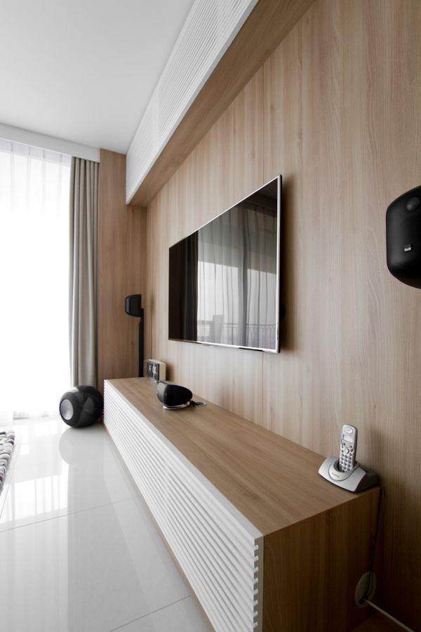 Smart Tv Wall Design