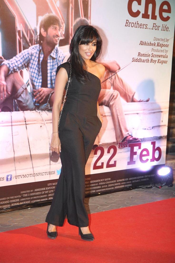 Chitrangada Singh at KAI Po Che Movie Premiere.