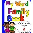 Contains 7 lesson booklets, a multi-family practice booklet and a short a review booklet as well as over 100 pages.This bundle is great to use with emergent readers and English Language Learners! Each lesson focuses on a word family and includes engaging tasks such as word search, coloring, matching, cut and paste in addition to recognize, read and write the short a words. #wordfamily, #practicebooks, #englishlanguagearts, #shortvowel A