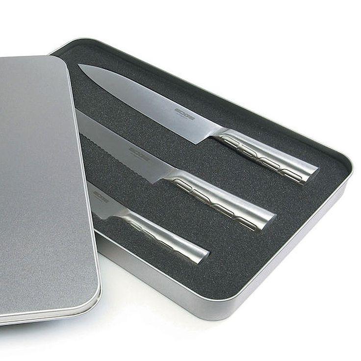 top3 by design - Sagaform - edge knife starter set 3pc