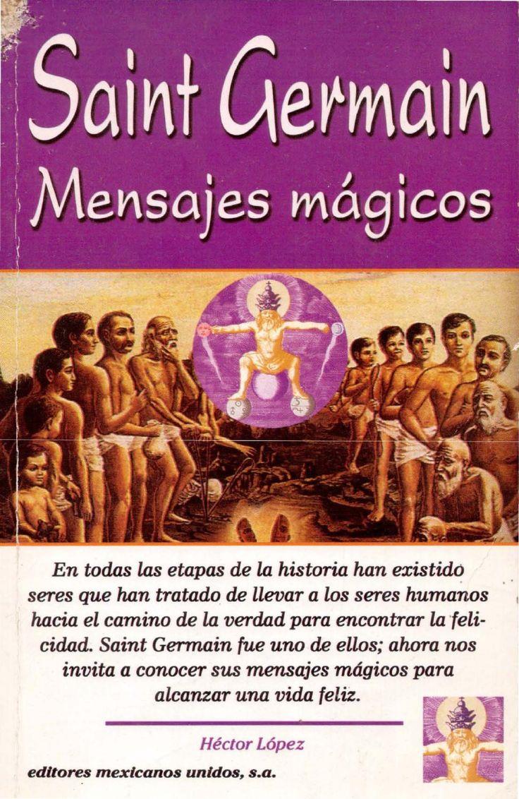Saint germain mensajes magicos