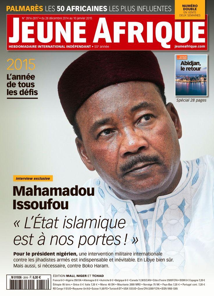 Interview Jihad Niger issoufou